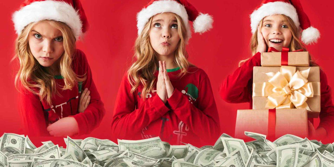 Christmas Crazies: Spending Frenzy