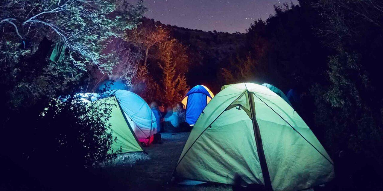 A Camper's Delight