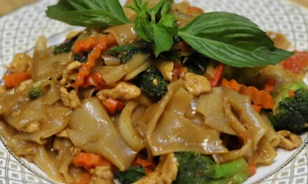 Ying Thai Cuisine: Southeast Asian Flavor Medley