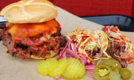 Char'd Barbecue: Blessing Hearts & Bellies