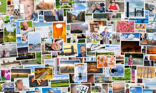 Photo Frenzy: Why Everyone Should Have a Picture Perfect Plan for their Photos