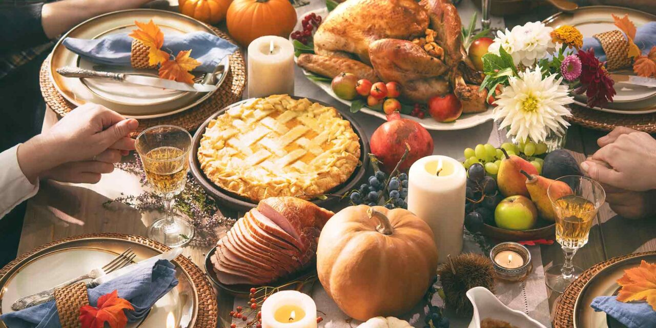 Thanksgiving: It's The Holiday Memories That Really Nourish Us